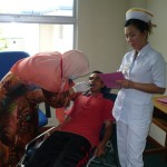Dentist Service from Duchess of Kent Hospital