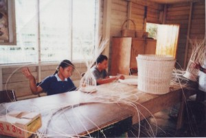 Handicrafts Weaving Training (10)