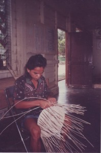 Handicrafts Weaving Training (12)