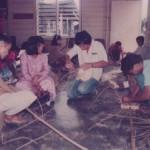 Handicrafts Weaving Training (16)