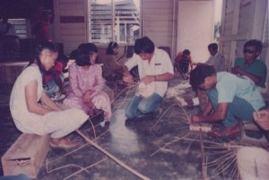 Handicrafts Weaving Training (16)