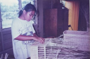 Handicrafts Weaving Training (18)