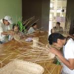 Handicrafts Weaving Training (2)