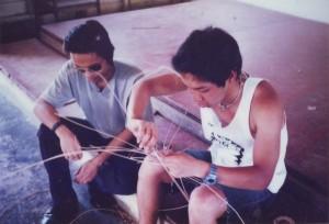 Handicrafts Weaving Training (3)