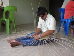 Handicrafts Weaving Training