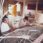 Handicrafts Weaving Training (9)
